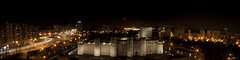 El balcn (Javier_Delgado) Tags: night zaragoza aljafera