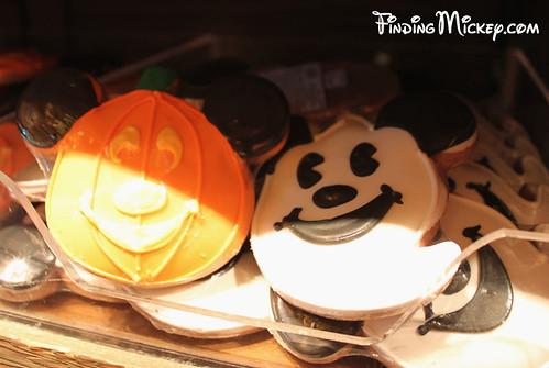 Halloween Time cookies