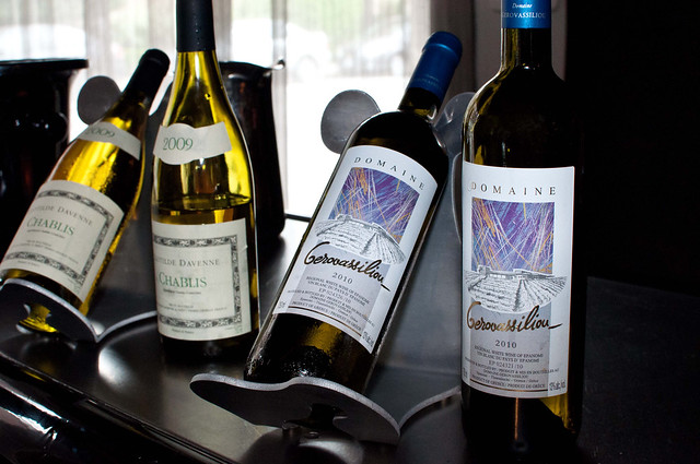 Marquis Wine selection