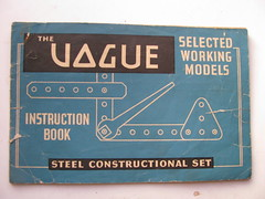 vogue instruction book (meccanohig) Tags: steel vogue sets constructional