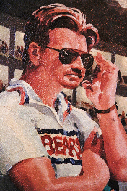 Ditka Painting
