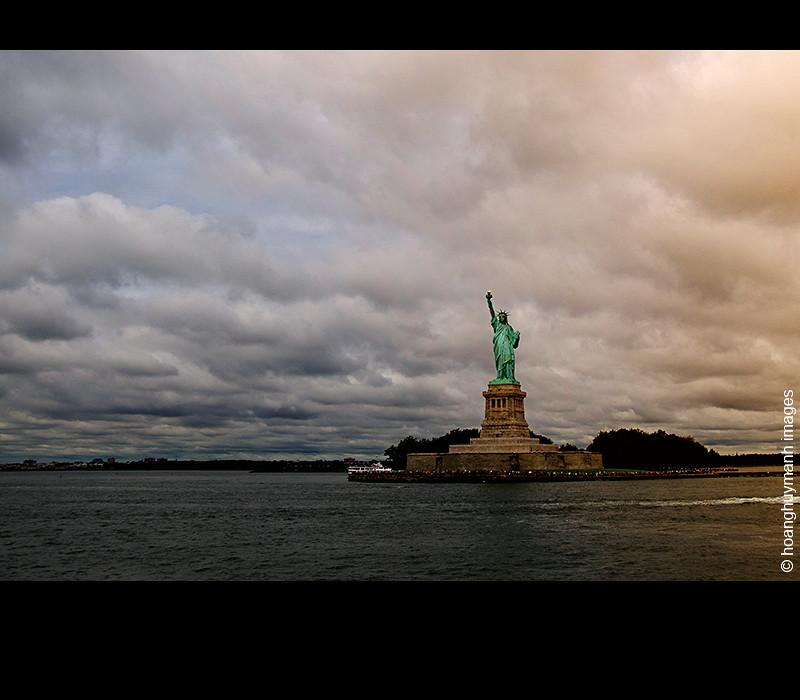 NYC No.16 Statue Of Liberty