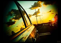 Donde nos lleve el destino (kishira) Tags: atardecer colores ibiza cielo eivissa destino tarde futuro viajar aventura conducir illesbalears soñar