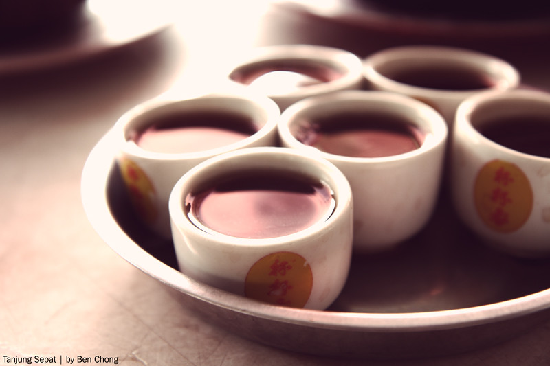 Tanjung Sepat - Chinese Tea