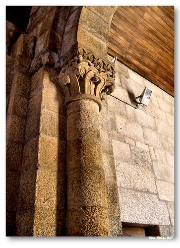 Capitéis românicos do Mosteiro de Ermelo by VRfoto
