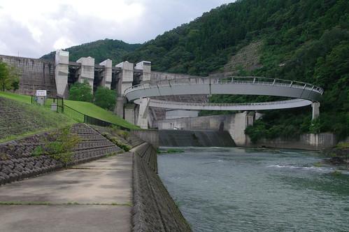 日吉ダム / Hiyoshi Dam