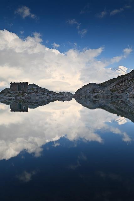 Camino del Lago Blanco