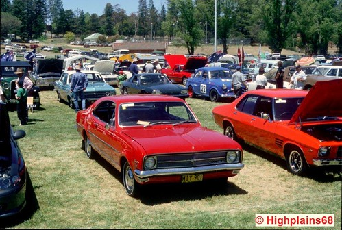 Motorfest in Monaro country