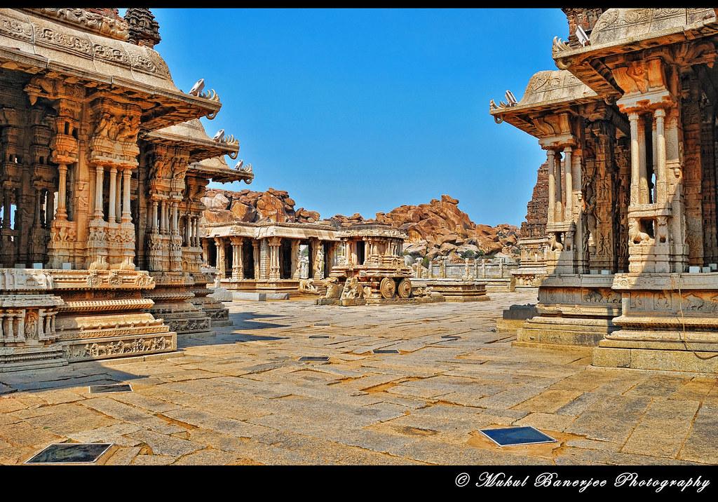 Vittala Temple Complex, Hampi, Karnataka