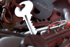 The key to My Heart... (musklick) Tags: macro keys nikon d90 macromondays nikkor105mmf28gvrmicro michaellind musklick