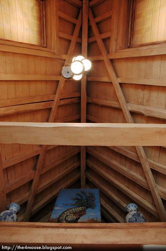 Sunhead of 1617 B&B - Dutch Roof