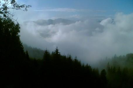Čtení na víkend: Povznést se nad mlhu. Podruhé