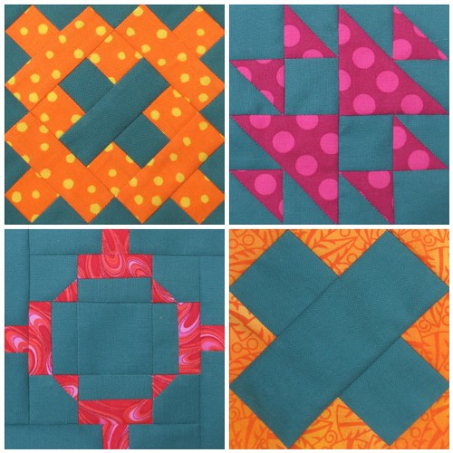 four more Janes by Jovita's Patchwork Atelier