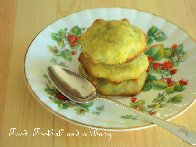 Lemon Courgette Cookies 4