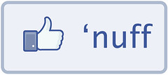 Facebook 'nuff Button