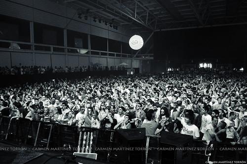 Fesitival Amnesia-Ibiza en ExpoCoruña