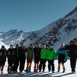 BCST training group, Portillo, Chile 2011
