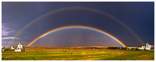 Rainbow by ezhikoff, on Flickr