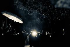 the rain falls by night (bestarns [www.spiritofdecay.com]) Tags: rain saint by night concert pluie falls fete lumiere leonard liege puggy wallonie 2011 nuits bestarns