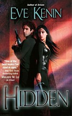 June 10th 2008 by Love Spell         Hidden (Northern Waste #2) by Eve Kenin
