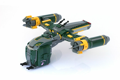 7930 Bounty Hunter Assault Gunship Review - 1