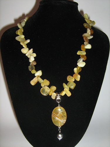 Yellow Opal Autumn 2011-2012 by Cristina Crijoux