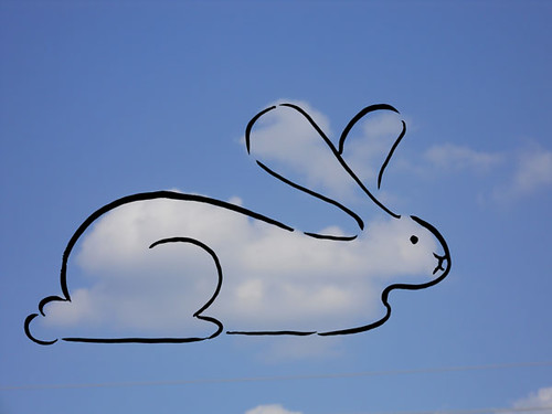 Cloud Drawing - Bun Loaf