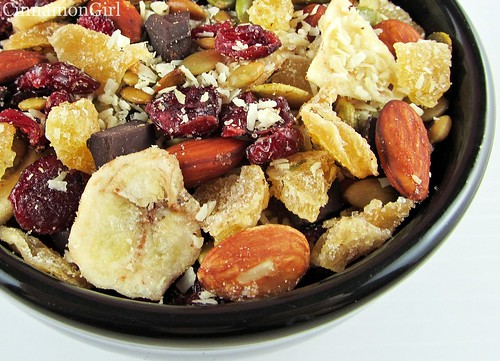 Toasted Pumpkin Seed Trail Mix