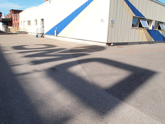 Visiting the DMC factory
