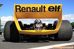 Carlos Tavares pilotage F1 11