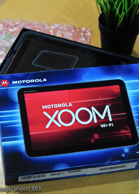 X for Xoom