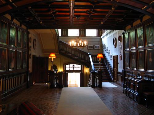 Betliar - Hallway