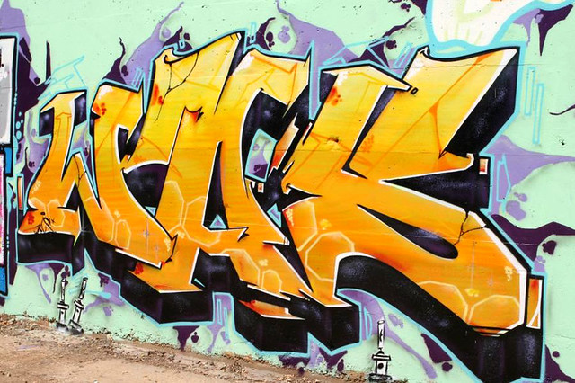 090 WAS GRAFFITI MALAGA