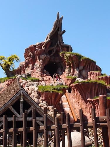 Disneyland - Splash Mountain