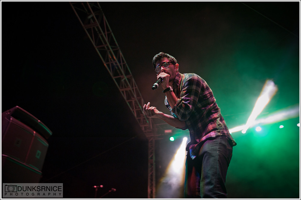 2011 Block Party - University of Riverside, Ca - The Cataracs.