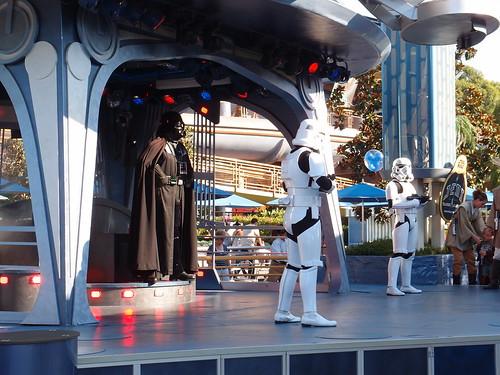 Disneyland - Darth Vader