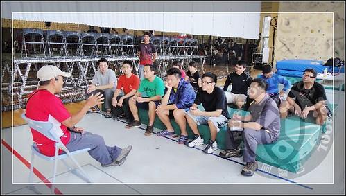 第5-1期休閒攀登教練講習91