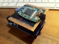 Arduino KeyRing Cam Shield (eok.gnah) Tags: timelapse shield arduino keyringcam