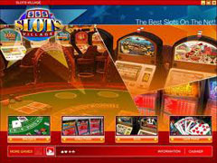 Slots Village Casino Lobby