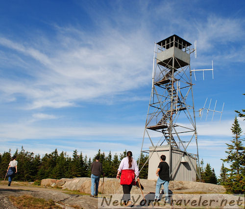 BM fire tower 1