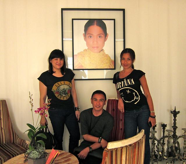 Grace, Jay, Nikki
