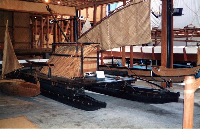 Aukland Maritime Museum