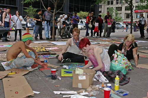 Day 8 Occupy Wall Street September 24 2011 Shankbone 7
