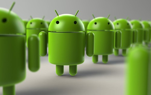 Android Lineup - Beige by .RGB., on Flickr