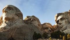 Mount Rushmore (The Nature of Things) Tags: southdakota blackhills georgewashington abrahamlincoln thomasjefferson theodoreroosevelt 4verticalimagesstitchedtogeather