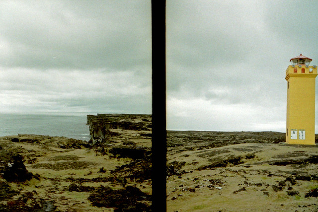 Svörtuloftaviti, Snæfellsnes