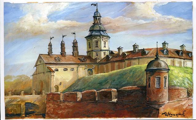Castle in Niasvizh