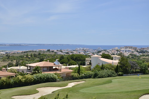Sight  from the Boavista Golf Resort
