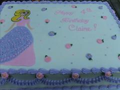 Barbie (Isn't That Sweet) Tags: cake barbie