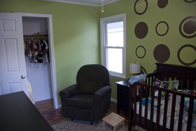 baby room 2 no closet